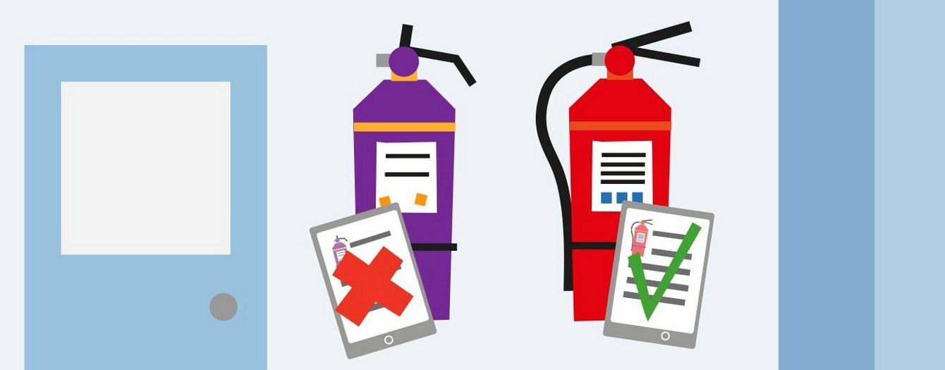 Requirements for fire extinguishers, guiding principle